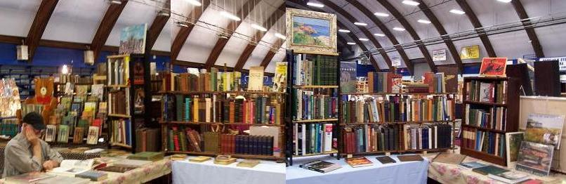 A Panoramic Look at my NHABA Booth in 2006